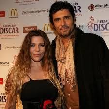 Diego Olivera y Mónica Ayos